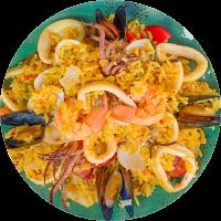 Spain Paella